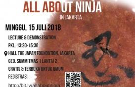 Bagimana Sih Keseharian Kehidupan Ninja? Ikuti Penjelasan Tiga Professor Ninja Ini