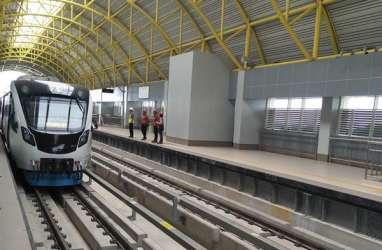 World Bank Bantu Proyek LRT di 3 Kota