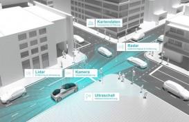 Bosch dan Daimler Jadikan California Percontohan Mobilitas Otonom