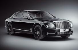 Bentley Hadirkan Mulsanne W.O. Edisi Terbatas 100 Unit