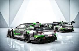 Bentley Motorsport dan Phoenix Racing Asia Kampanyekan Continental GT3 Anyar