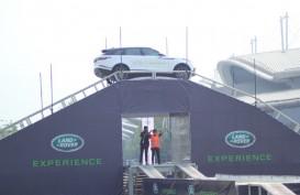 Gelar Uji Berkendara di ICE BSD, WAE Sediakan 15 Mobil Jaguar dan Land Rover
