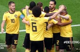 Hasil Inggris Vs Belgia: Gol Meunier Bawa Belgia Unggul, Kane Mandul