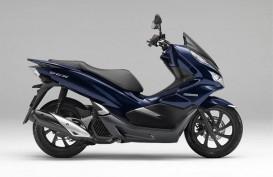 SKUTER LISTRIK : AHM Mulai Jual Honda PCX Hybrid