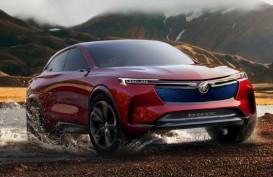 Buick Enspire 2018, SUV Konsep Sepenuhnya Listrik