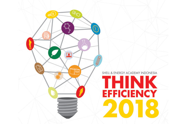 Think Efficiency 2018.  - Shell Lubricant,