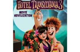 BOX OFFICE: Film Terbaru The Rock Dipecundangi 'Hotel Transylvania 3'
