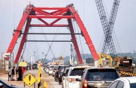 INSIDEN KALI KUTO : Tol Semarang—Batang Beroperasi Desember