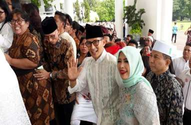 Pesan Sandiaga Uno ke PNS DKI: 'You Can Be Replaced Anytime'