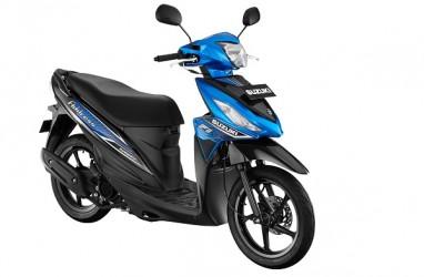 Suzuki Address FI Kian Keren dengan 4 Pilihan Warna Baru
