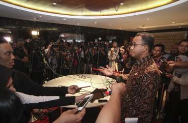 Komisi ASN Turun Tangan, Anies Bantah Copot Wali Kota via WhatsApp