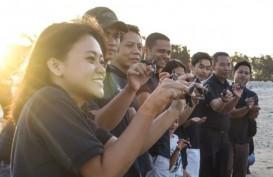 CSR Novotel Bali Ngurah Rai Airport Lepas 25 Tukik