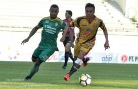 Hasil Liga 1: Mitra Kukar Kalahkan Sriwijaya FC