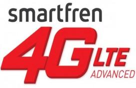 Tanggapan Smartfren soal Leletnya Internet 4G Jakarta