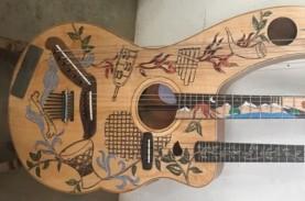 Alat Musik 5 Instrumen Buatan Bali Ini Diminati Pasar…