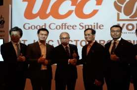 UCC Holdings Gandeng Perusahaan Kopi Indonesia Bentuk…