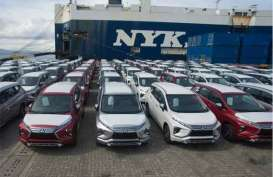 KINERJA SEMESTER 1 : Ekspor Mobil Indonesia Turun