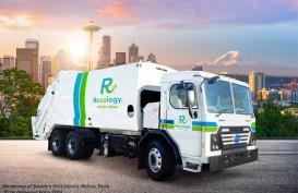 BYD Siap Kirim Truk Sampah Bertenaga Listrik Pertama di Seattle