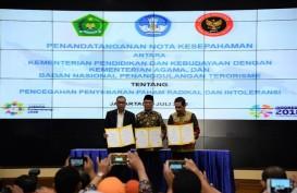 Kemendikbud Gandeng BNN dan BNPT Untuk Perkuat Karakter Siswa