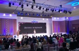 Iriana Jokowi Buka Pameran UMKM Karya Kreatif Indonesia 2018