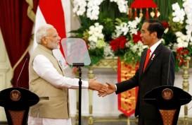 Indonesia dan India Tindaklanjuti Pertemuan Kedua Kepala Negara