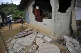 GEMPA SUMBAR: Deformasi Batuan Picu Gempa di Kabupaten Solok