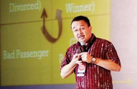 Kaji Kelanjutan Gelombang Disruptif, Rhenald Kasali Luncurkan Buku The Great Shifting