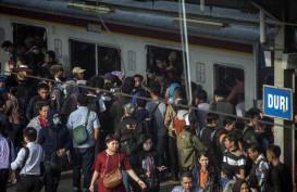 Mulai 23 Juli, Kereta Commuter Berlakukan Tiket Kertas