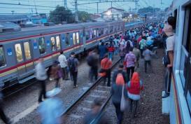 KRL Jabodetabek Gunakan Tiket Kertas Manual Rp3.000, Siap-Siap Antre Panjang