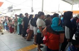 Tiket Manual KRL Jabodetabek: Sebaiknya Langsung Beli Tiket untuk Kepulangan