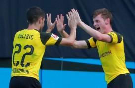 Hasil ICC: Pulisic Gemilang, Dortmund Hajar Liverpool Skor 3-1
