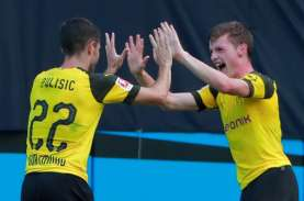 Hasil ICC: Pulisic Gemilang, Dortmund Hajar Liverpool…