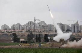 Israel Serang Suriah, Instalasi Militer di Mesyaf Rusak