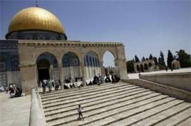 Yahudi Radikal Terobos Masjid Al-Aqsha. Jordania Protes…