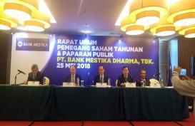 Bank Mestika (BBMD) Optimistis Kredit Tumbuh Sesuai Target
