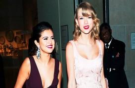 Meski Berjauhan, Taylor Swift Tetap Rayakan Ulang Tahun Selena Gomez