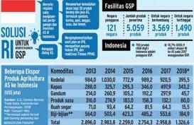 Negosiasi GSP: Ekspor Produk Agrikultura AS ke RI Dipermudah