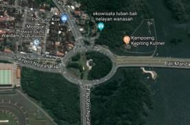 Underpass Simpang Ngurah Rai Rampung 50 Hari Lebih…