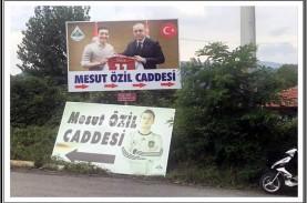Turki Ubah Rambu Jalan Setelah Ozil Keluar dari Tim…