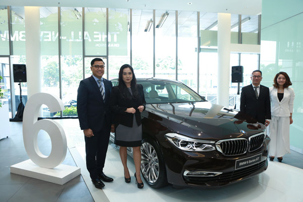 BMW 630i Gran Turismo Luxury. - BMW