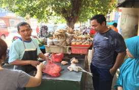 Harga Daging Ayam di Semarang Mencapai Rp40.000 per Kg