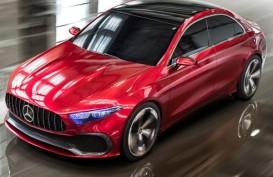 MOBIL KOMPAK : Mercedes-Benz Incar Pasar Anak Muda