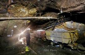 Produksi Tambang Emas Gosowong Turun 15%