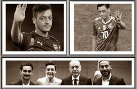 Bos FA Jerman Akui Kesalahan Dalam Urusan Ozil, Tetapi Tolak Tuduhan Rasisme
