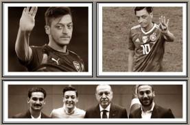 Bos FA Jerman Akui Kesalahan Dalam Urusan Ozil, Tetapi…
