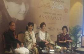 """29 Tahun Berkarya, Anne Aventie Persembahkan Peragaan Busana """"Cinta Putih"""" di Bali"""