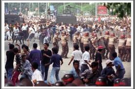 27 JULI 1996: Sekjen PDIP Peringati Kudatuli di Yogyakarta