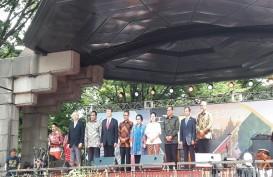 LAPORAN DARI JEPANG: Sejumlah Pejabat Negara Hadiri Festival Indonesia di Tokyo