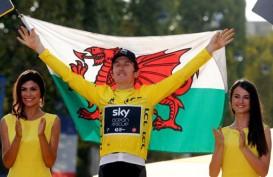 Geraint Thomas Juara Balap Sepeda Tour de France