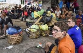 Dampak Gempa NTB, 500 Pendaki Lokal dan Mancanegara Terjebak di Gunung Rinjani